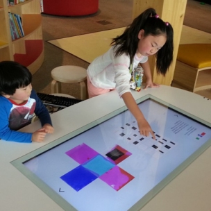 children's touchscreen